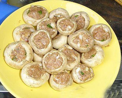 蘑菇小丸子的做法步骤_2