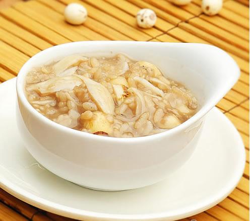 灵芝莲子百合粥的做法大全_灵芝莲子百合粥的家常做法怎么做好吃