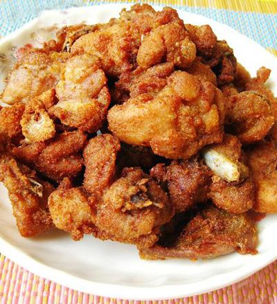 脆皮炸鸡块的做法大全 脆皮炸鸡块的家常做法怎么做好吃