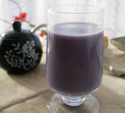 【紫薯山药豆浆】紫薯山药豆浆的做法大全_紫薯山药豆浆的家常做法怎么做好吃
