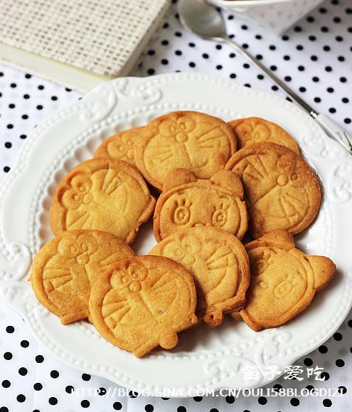 柚子酱饼干的做法步骤_1