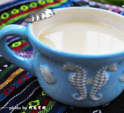 雪梨莲子豆浆的做法大全_雪梨莲子豆浆的家常做法怎么做好吃