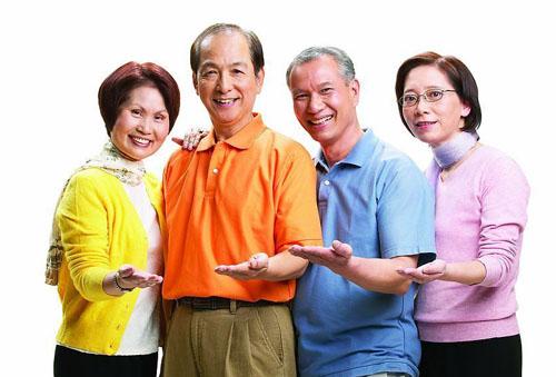 老人养生:长期吃素对老人健康不利_1