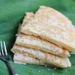 白糖芝麻饼