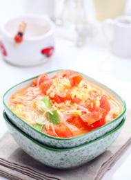 味道不一樣的傳統面食 西紅柿雞蛋熱湯面