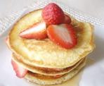 草莓焦糖松饼