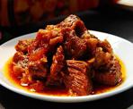 印度红咖喱牛腩