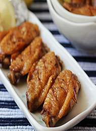 烤雞翅的完美做法 檸香錫紙烤雞翅