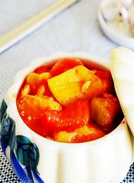 茄子控的最愛 西紅柿燒茄子