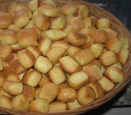 【鸡蛋小面包】鸡蛋小面包的做法大全
