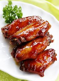 懶人版美味 香辣烤雞翅