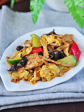 首页 菜谱大全 > 木须肉   扫码让你边看边做 做法 炒 口味 咸鲜味