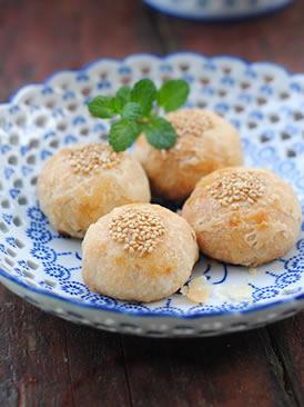 【萝卜丝酥饼】萝卜丝酥饼的做法大全