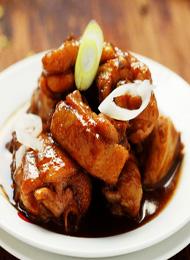 家庭经典菜肴 红烧鸡块