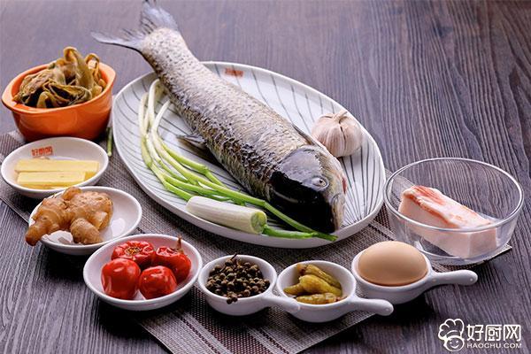酸菜鱼的做法步骤_1