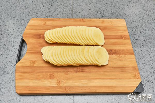 在家学做土豆泥,再也不去肯爷爷那吃了_2