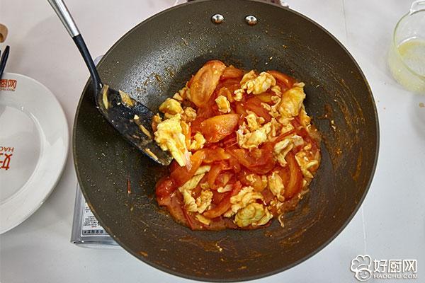 西红柿炒鸡蛋的做法步骤_9
