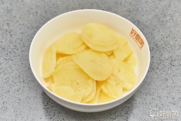 在家学做土豆泥,再也不去肯爷爷那吃了_4