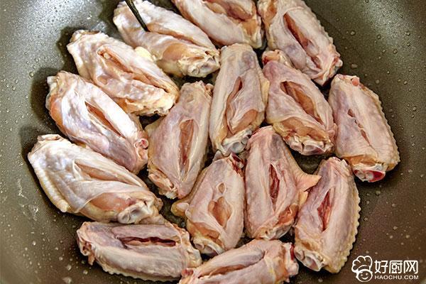 红烧鸡翅的做法步骤_3