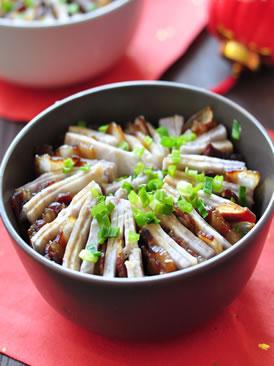 菜肴视频_芋头蒸腊肉_芋头蒸腊肉做法大全_芋头蒸腊肉家常做法-好厨网