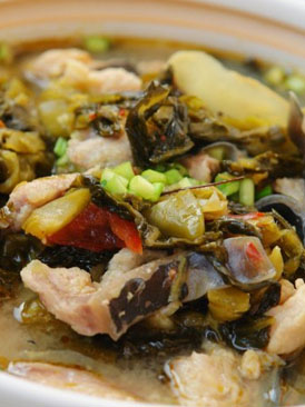 重庆酸菜鱼