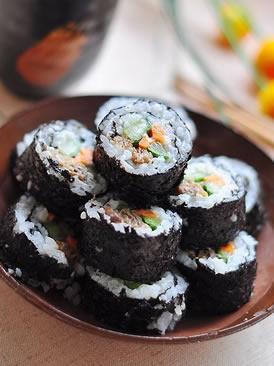 寿司韩国料理儿童