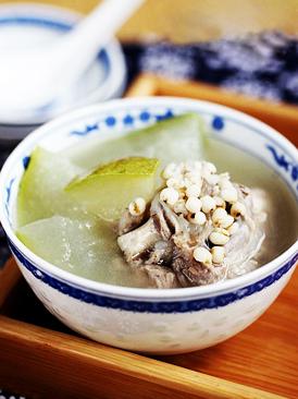 冬瓜薏米排骨湯