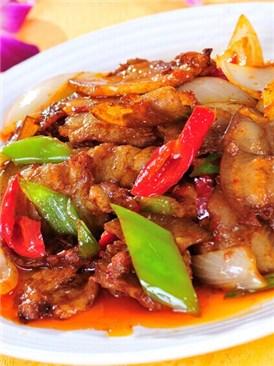红椒回锅肉