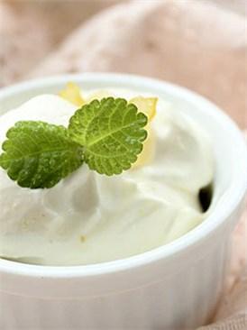 酸奶柚子酱冰激凌