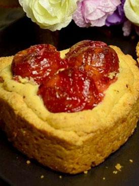 山楂金桔磅蛋糕