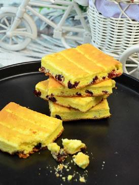 蔓越莓蛋糕干