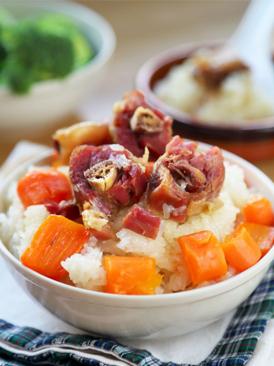 板鸭糯米饭