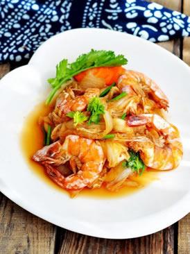【虾的做法大全】虾的家常做法