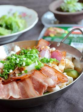 培根海鮮鍋
