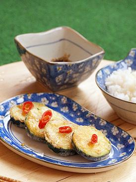 韩式西葫芦饼