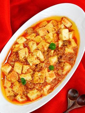 大对虾酱炖豆腐