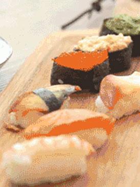 精致花樣壽司