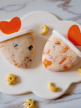 多芒坚果酸奶冰棍