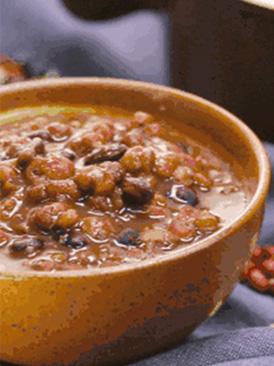 三豆薏米粥