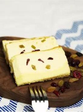 自制豆腐蛋糕