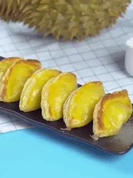 蛋挞皮榴莲酥