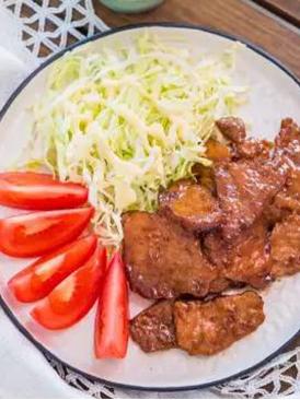 生姜猪肉烧
