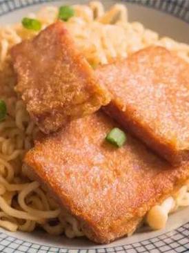 自制健康午餐肉