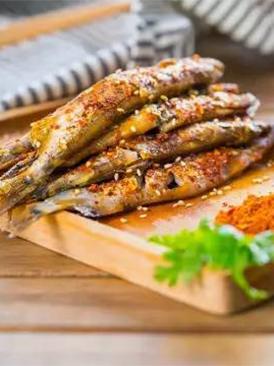 香烤多春鱼