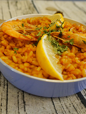 西班牙大虾烩饭