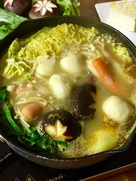 日式咖喱鸡肉火锅