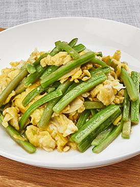 絲瓜炒雞蛋