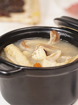 蓮子豬肚湯