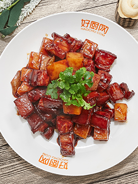 土豆紅燒肉