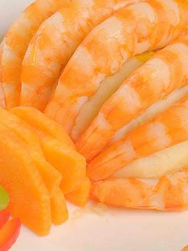土豆泥基围虾